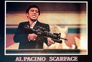 scarface machine gun l