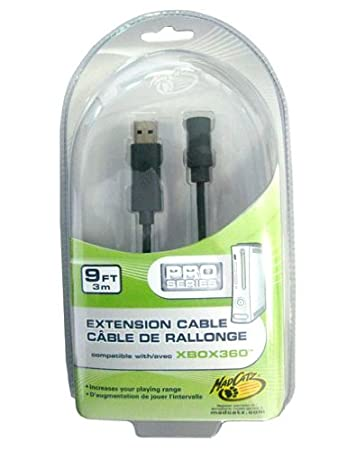 Xbox 360 Extension Cable