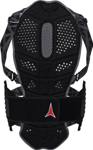 Atomic Herren Ski-Rückenprotektor, Verstellbar, Hartschale, Live Shield, AN5201506L, Größe: L, Schwarz