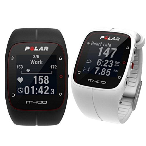 Polar M400 GPS Sports Watch + Activity Tracker + HR