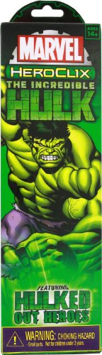 Marvel Heroclix: Incredible Hulk Booster - 1