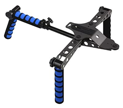 Opteka CSX-600 Multi-Rig with Shoulder Support for Digital SLR Cameras and Camcorders