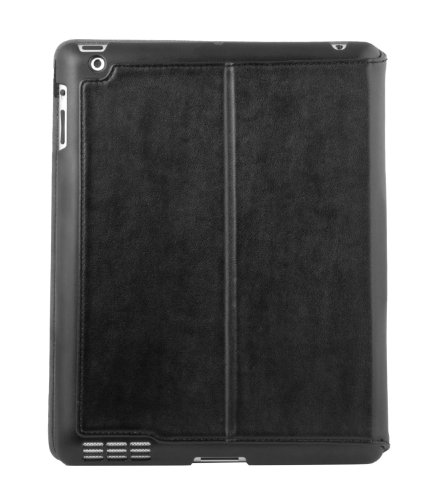 Ifrogz Ipad 2 Summit Case Black Black Snap-In Shell Three Viewing Angles Impact Protection