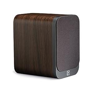 Q Acoustics 3020 Bookshelf Speakers - (Pair) (American Walnut)