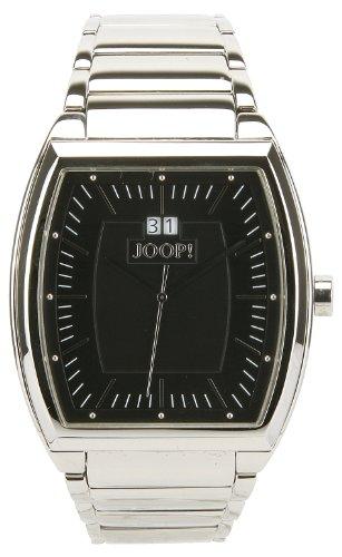 Joop! JP100441005U - Reloj analógico de cuarzo para hombre, correa de acero inoxidable color plateado