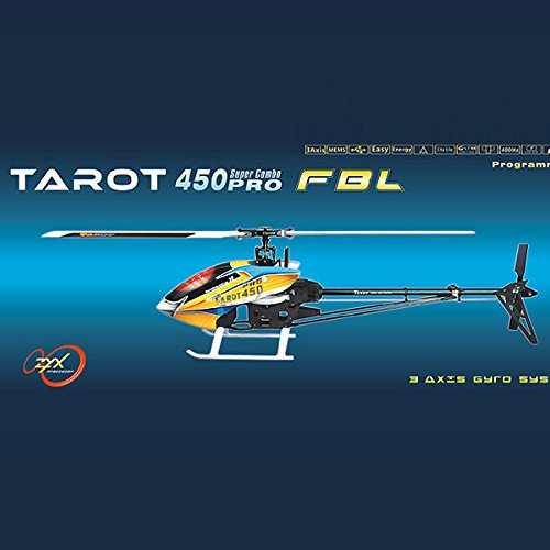 Pink Lizard Tarot 450 PRO V2 FBL Flybarless RC Helicopter KIT (Tarot 450 Pro V2 compare prices)