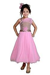 Kokoberry Girls' Gown (RDB754301_Pink_26)