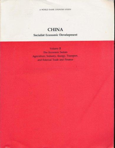 china-socialist-economic-development-vol-2-the-economic-sectors-agriculture-industry-energy-transpor