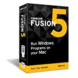 Software - VMware Fusion 5 for MAC OS X