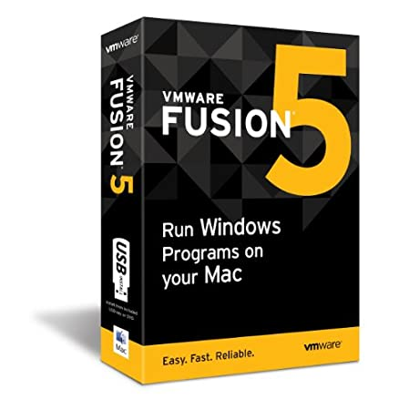 VMware Fusion 5 for MAC OS X