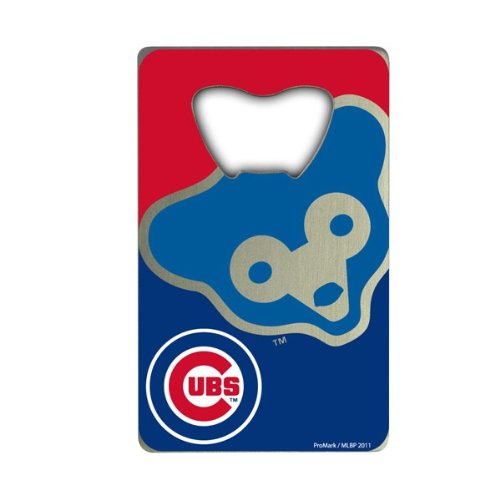 MLB Chicago Cubs Credit Card Style Bottle Opener at Amazon.com