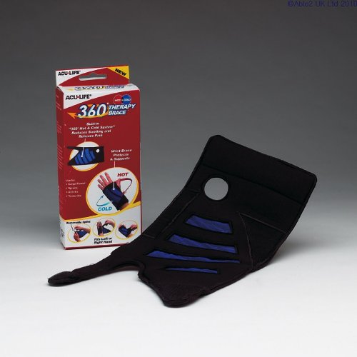 Wrist Hot & Cold Therapy Brace [Electronics]