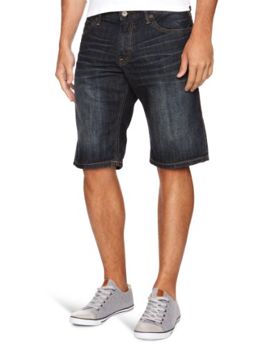 Quiksilver The 5 Dark Scraped Men's Shorts Dark Scraped Small