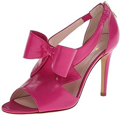 kate spade new york Women's Imelda Wedge Sandal,Rio Pink,6 M US