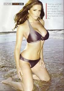 Amazon.com: Lucy Pinder 24X36 Poster FUA #TTG250139: Posters & Prints