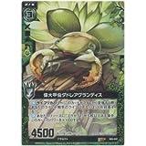 ゼクス)8弾◇R)偉大甲虫ダドレアグランディス(B08-082)