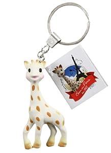 Sophie the Giraffe Keychain