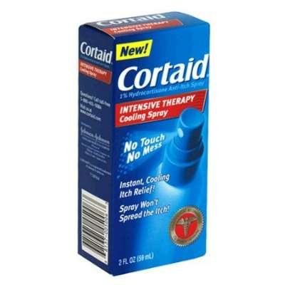 Cortaid Intensive Therapy Cooling Spray, 2-Ounce Spray Pumps (Pack of 3) (Anti Itch Spray compare prices)