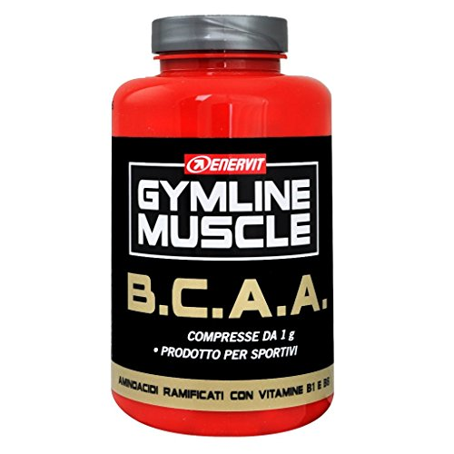 GYMLINE MUSCLE BCAA 120CPR