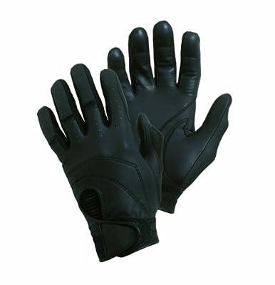 Bob Allen Black Deluxe Shooting Gloves