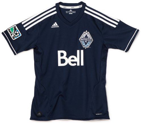MLS Vancouver Whitecaps Boy's Replica Away Jersey