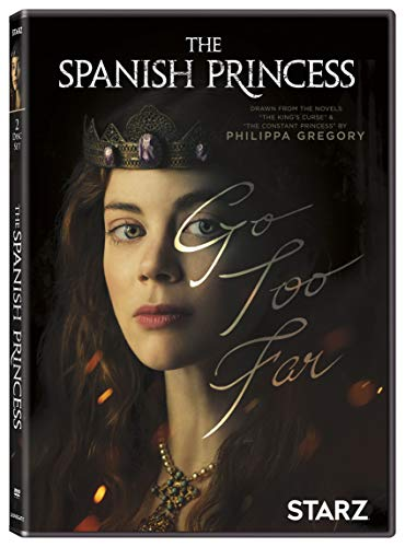 DVD : Spanish Princess (2 Discos)