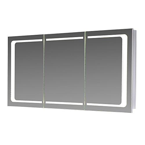 Eurosan-L120-3-triger-SpiegelschrankIntegrierte-LED-FrontbeleuchtungweiLondonHolz120-x-62-x-13-cm