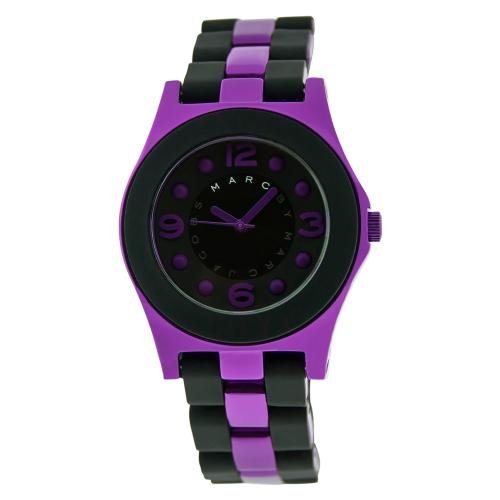 Women'S Pelly Watch Color: Purple And Back