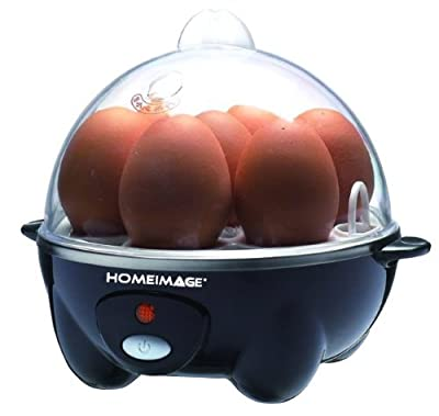 HOMEIMAGE Electric Egg Cooker for up to 7 eggs - HI-92254
