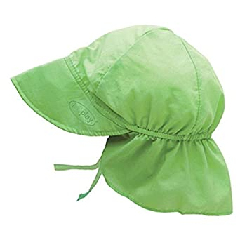 UPF 50+ Sun Protection Flap Hat by Iplay - Green - 2-4 Years