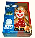OIDMAGIC - Magic School - VEN - Coffret De Ventriloquie - Marionnette Clown