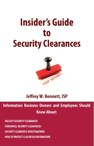Image of Insider's Guide to Security Clearances