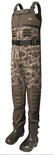 Drake EQWaders 2.0 MST Hunting Chest Waders Old School Timber STOUT