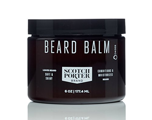 Scotch Porter - All Natural Men's Beard Balm