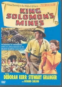 Cover art for  King Solomon's Mines