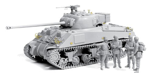 Buy Low Price Dragon Models 1/35 Sherman Vc Firefly With Value-Added Mg Gun with Hollow End and Bonus British Paratroopers Figure Set by Master Box (B002F1P5ZM)