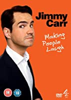 Jimmy Carr: Making People Laugh [DVD]