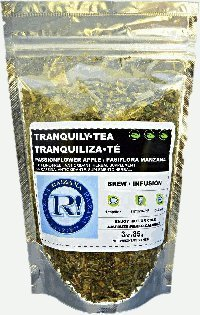 TranquilyTea Anti-anxiety Passion Flower Linden