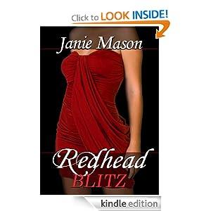 Redhead Blitz Janie Mason