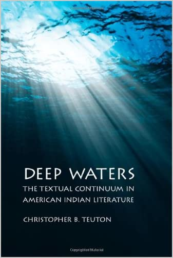 Deep waters : the textual continuum in American Indian literature