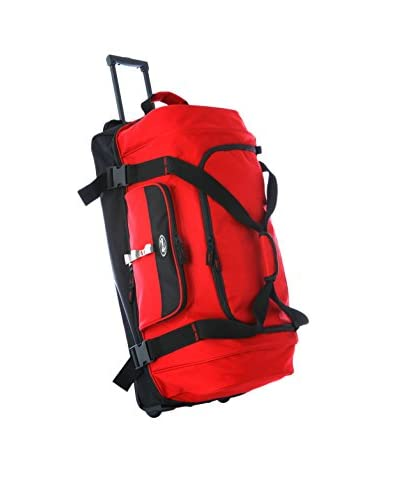 Olympia USA 30 Rolling Duffel, Red As You See