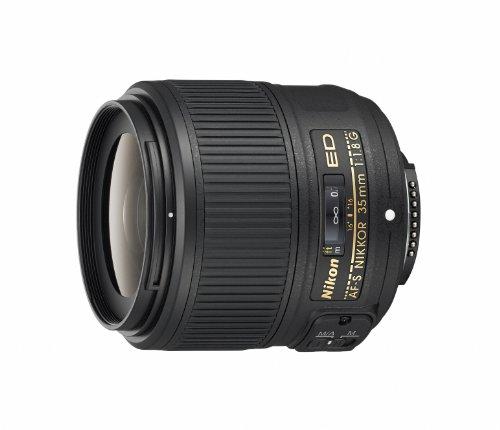 Lente Nikon AF-S NIKKOR 35mm 1: 1.8 G