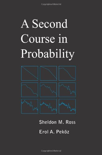 A Second Course in Probability