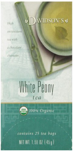 White Tea Caffeine Content