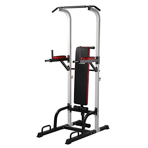 WASAI(ワサイ) ぶら下がり健康器 マルチ筋肉トレーニングマシーン HD5005