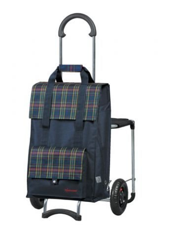Andersen Relax Shopper Fee Einkaufsroller Trolley
