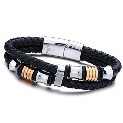 jstyle-gioielli-in-acciaio-inossidabile-bracciale-cuoio-uomo-e-braccialetti-in-corda-di-pelle-intrec