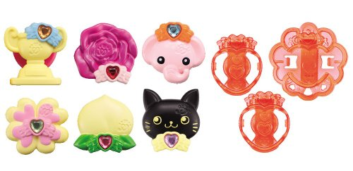 Smile Precure! Cure-de-Collection [Pretty Brooch & Batch Set]