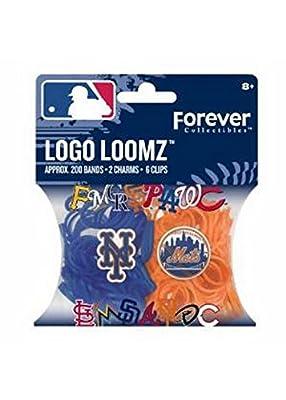 MLB New York Mets Logo Loomz Pack