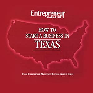 How to Start a Business in Texas Audiobook